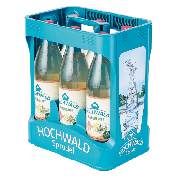 Hochwald Naturlust Grapefruit Rosmarin